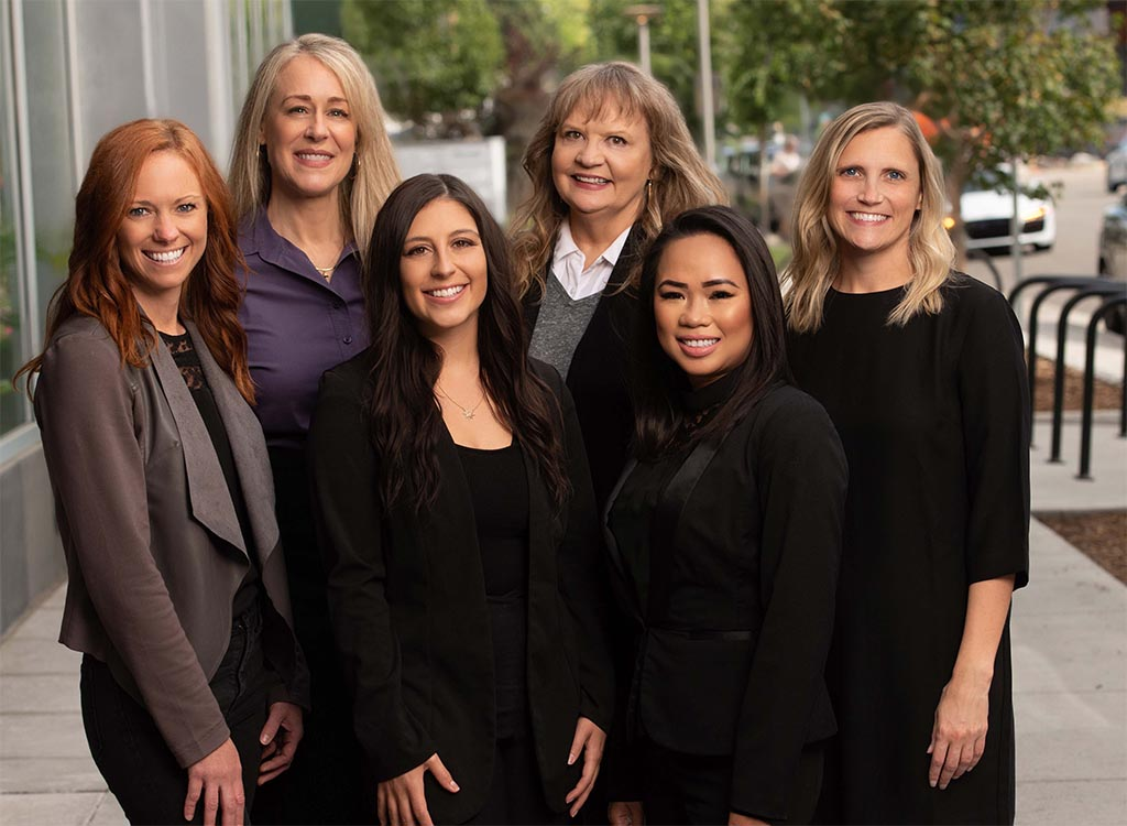 Admin Team of Aspen Dental in Cherry Creek Denver CO